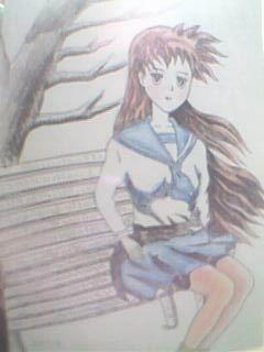2007/2/15 | 我的美术作品--卡通彩铅素描图片