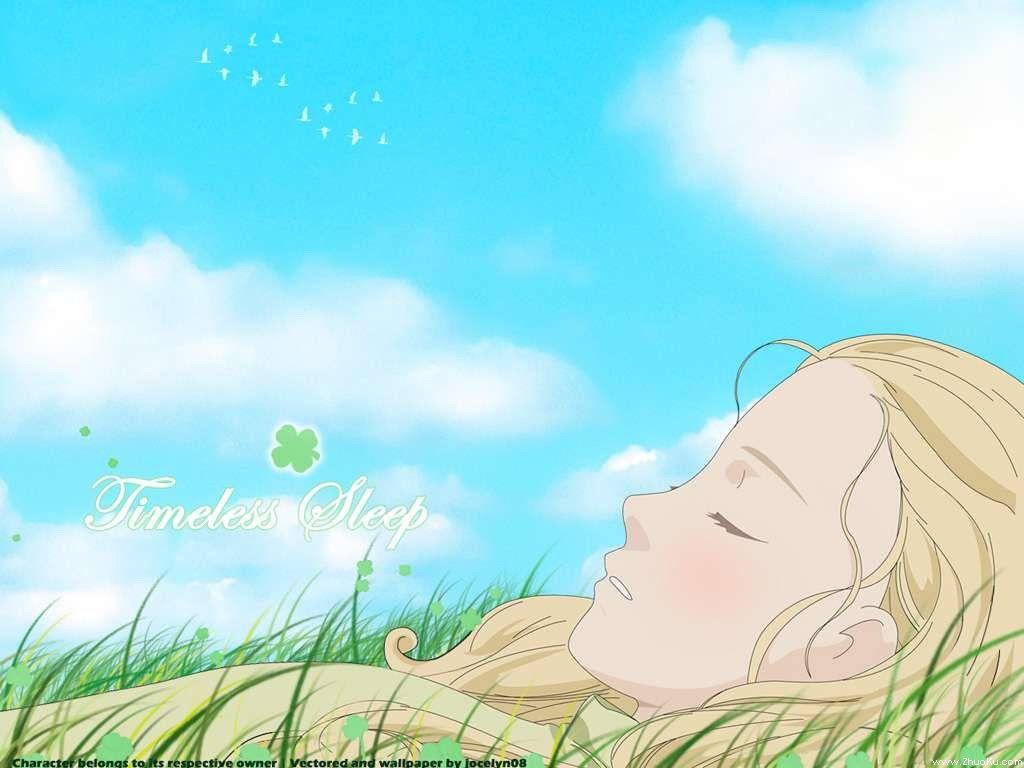 人们总说,  找到了四叶草  就找到了幸福  那是因为  三叶草的  一叶图片