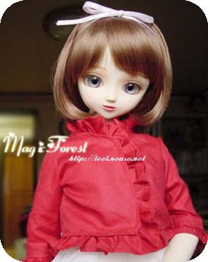 古装的SD娃娃,很漂亮的哦 快来看